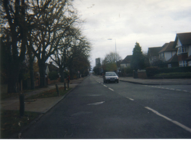 Traps Lane, New Malden c1997