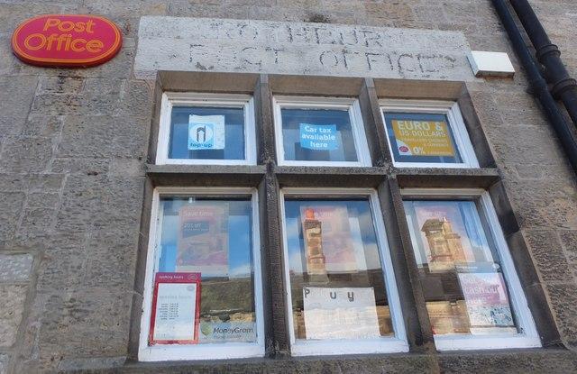 Rothbury Post Office
