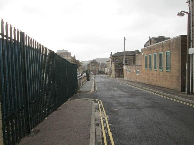 Kent Street - Arches Street