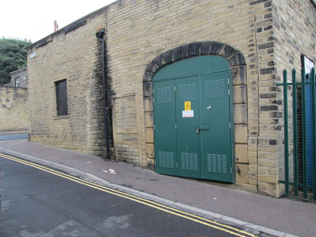 Electricity Substation No 1029 - Kent Street
