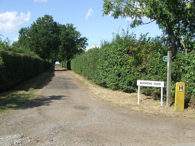 To Warrens Farm