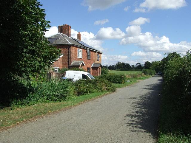 Moat Farm Cottages