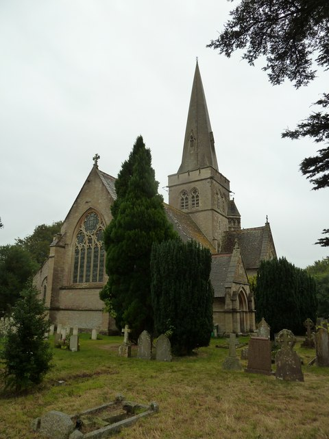 St Leonard New Church, Sutton Veny: September 2013