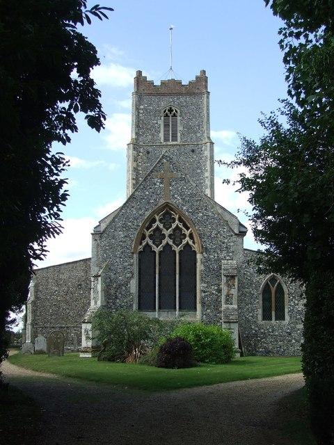 St Mary Otley