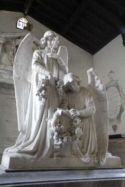 Angels on the Tomb
