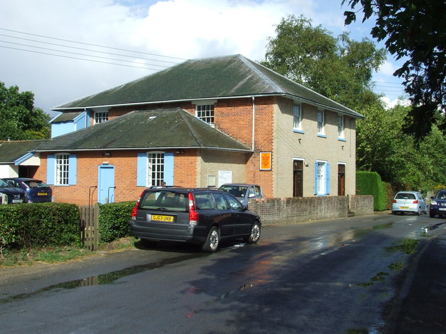 Otley Baptist Chapel