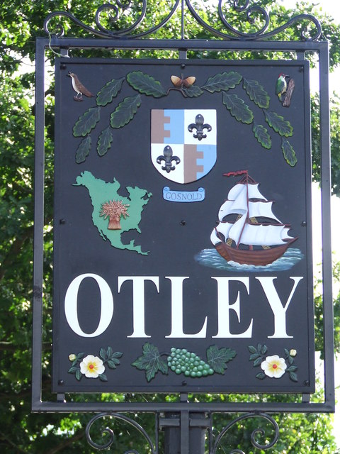 Otley Village Sign