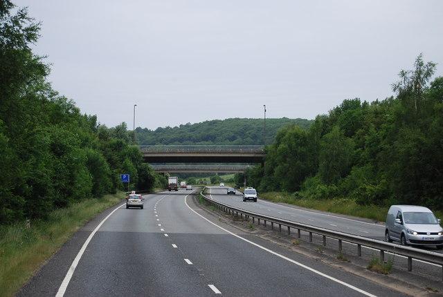 A21, Morley Road Overbridges