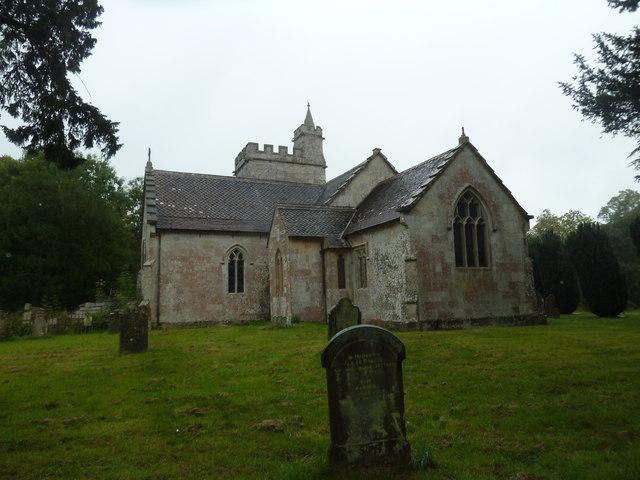 All Saints, Norton Bavant: September 2013