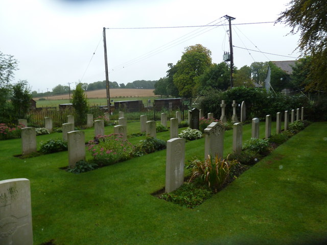 Anzac Cemetery, Cosford St Mary