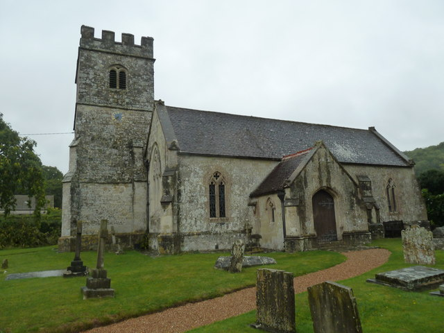 Parish church, Codford St Mary: September 2013
