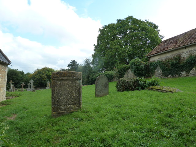All Saints, Dunkerton: churchyard (b)