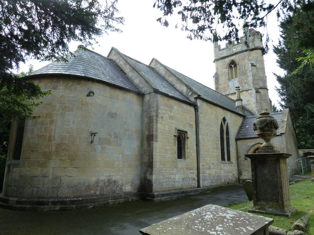 Combe Hay Church: September 2013