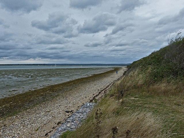 Chichester Channel Shore