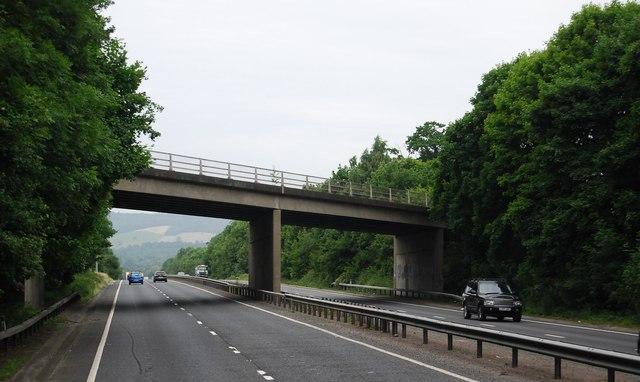 B2042 bridge, A21