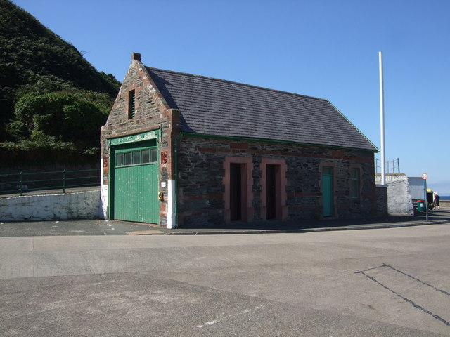 Public Conveniences, Port Erin