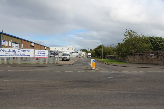 Scotts Road, Paisley