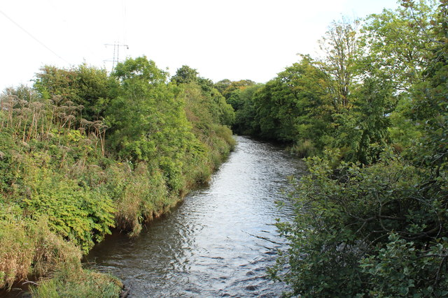White Cart Water, Paisley