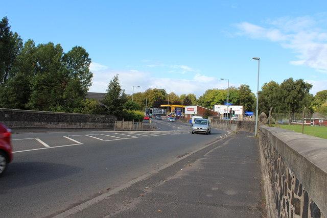 Hawkhead Road, Paisley