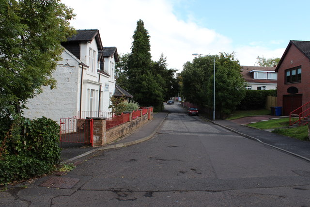 Jennys Well Road, Paisley