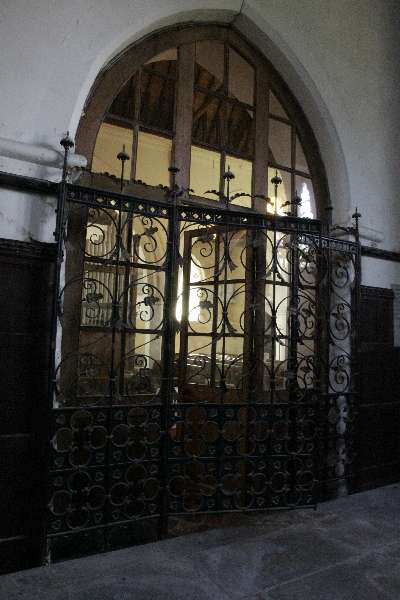 Gates in the Chapel