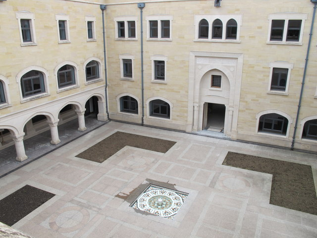 Oxford Centre for Islamic Studies, Fellows Quad