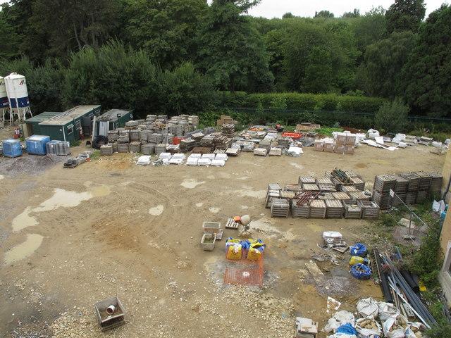 Oxford Centre for Islamic Studies, site for garden