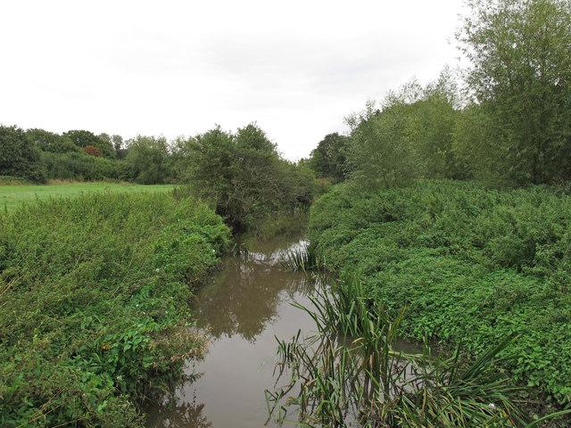 River Ingrebourne, Hacton