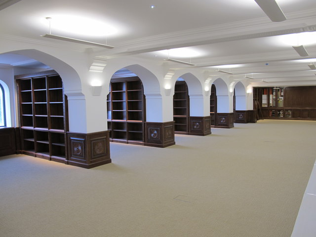 Oxford Centre for Islamic Studies, library