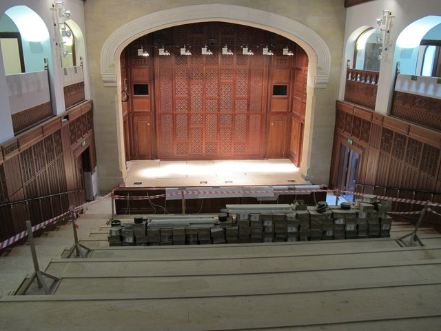 Oxford Centre for Islamic Studies, auditorium