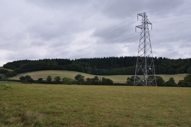 Teignbridge : Countryside Scenery