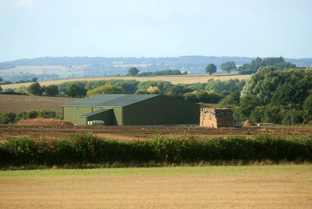 New Barn near Watlington