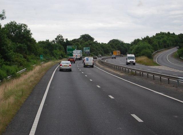 A21, Tonbridge bypass