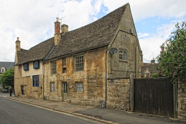 Church Lane, Burford