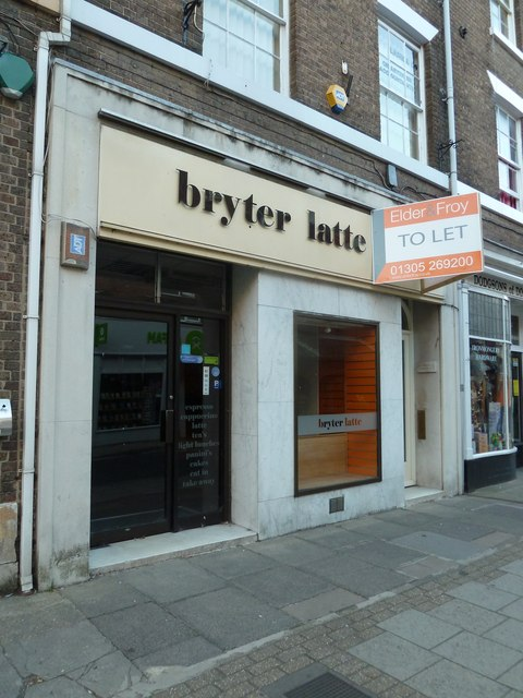 Shop to let in South Street