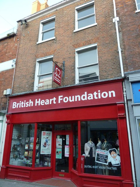British Heart Foundation, Cornhill