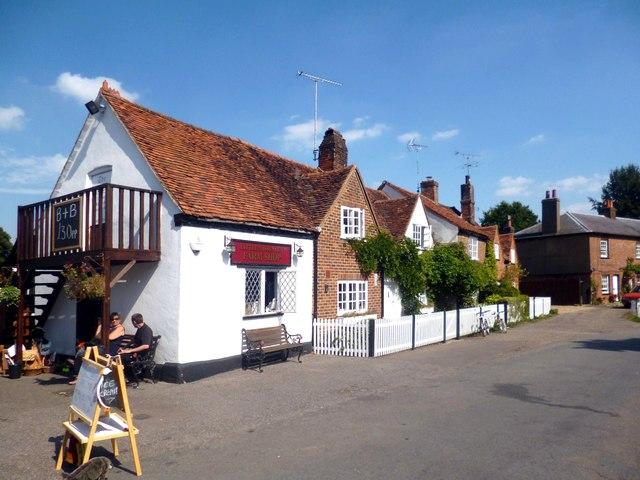Farm Shop and Houses