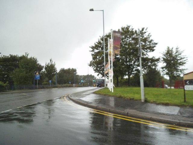 Bilston Road Junction