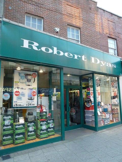 Robert Dyas, South Street
