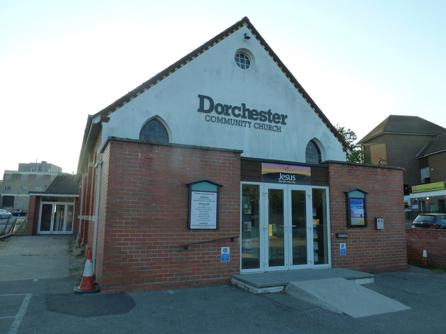 Dorchester Community Church, Acland Road