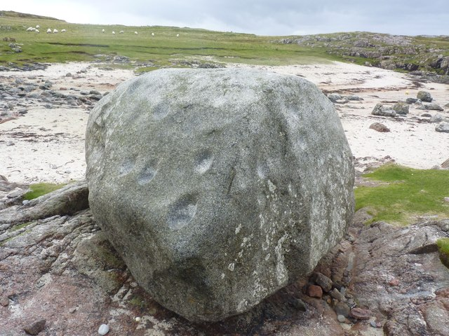 The Ringing Stone, Tiree
