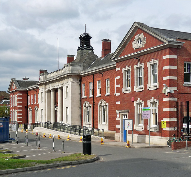 Maudsley Hospital, Denmark Hill