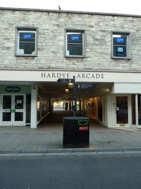 Hardye Arcade