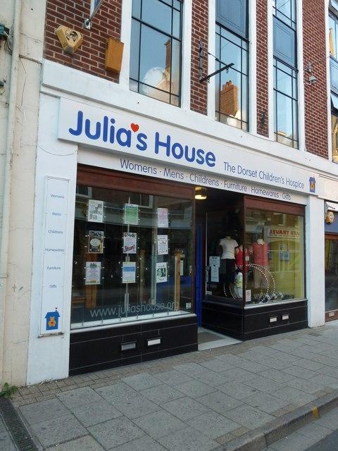 Julia's House, South Street