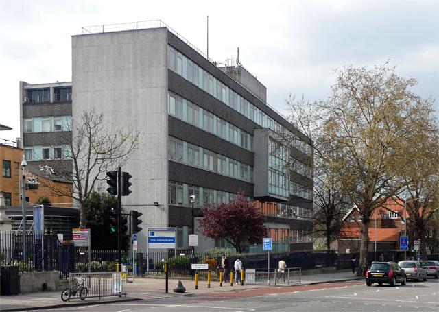 King's College Hospital, Denmark Hill