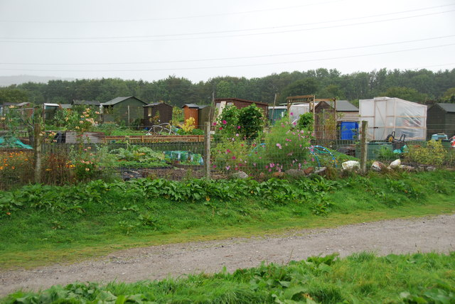 Filham Park Allotments