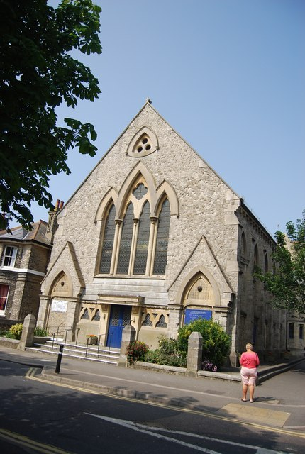 Central United Reformed Church, Hove