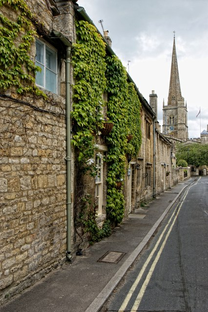 Lawrence Lane, Burford