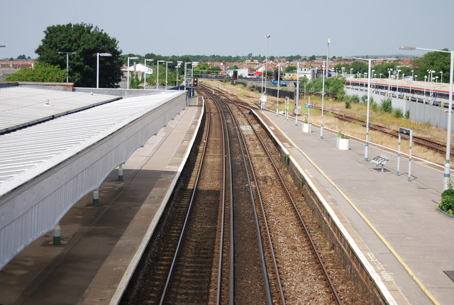 West Coastway Line, Hove Station