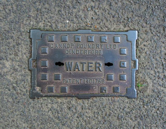 Water main cover, Limington